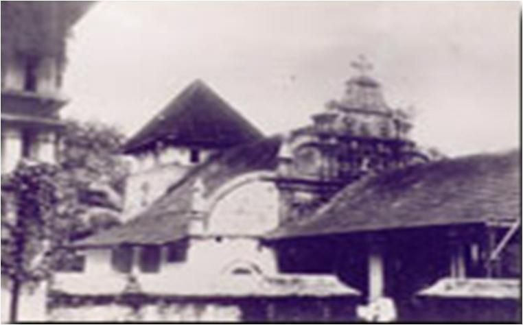 St.George Forane Church Aruvithura