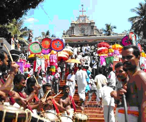 Church feast and festivals in Central Kerala-Kottayam
